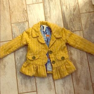 Beautiful lined Matilda Jane coat